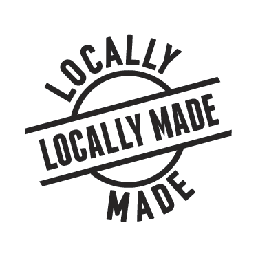 Image of locally made stickers